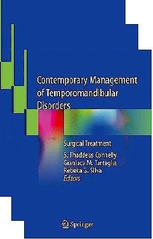 Portada del libro 9783030133283 Contemporary Management of Temporomandibular Disorders, 3 Vols.