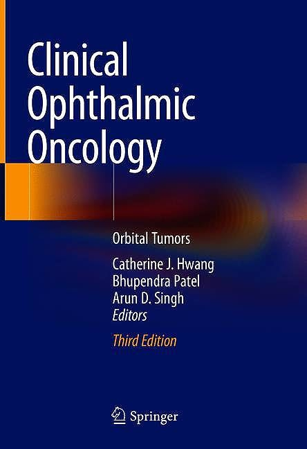 Portada del libro 9783030135577 Clinical Ophthalmic Oncology. Orbital Tumors