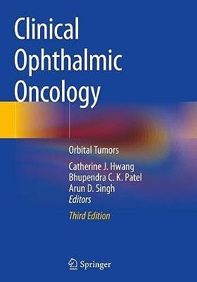 Portada del libro 9783030135607 Clinical Ophthalmic Oncology. Orbital Tumors