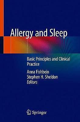 Portada del libro 9783030147372 Allergy and Sleep. Basic Principles and Clinical Practice