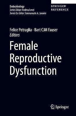 Portada del libro 9783030147815 Female Reproductive Dysfunction