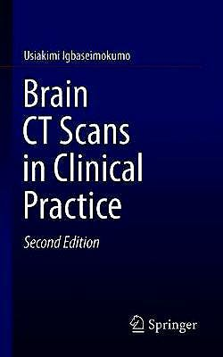 Portada del libro 9783030148270 Brain CT Scans in Clinical Practice