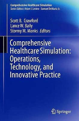 Portada del libro 9783030153779 Comprehensive Healthcare Simulation: Operations, Technology, and Innovative Practice