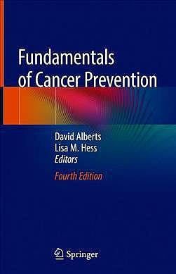 Portada del libro 9783030159344 Fundamentals of Cancer Prevention