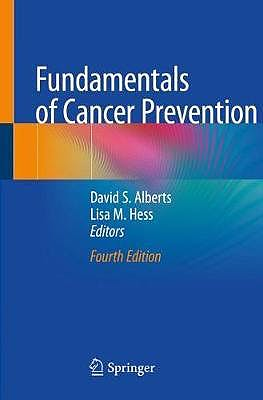 Portada del libro 9783030159375 Fundamentals of Cancer Prevention (Softcover)