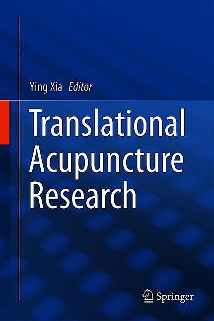 Portada del libro 9783030160876 Translational Acupuncture Research