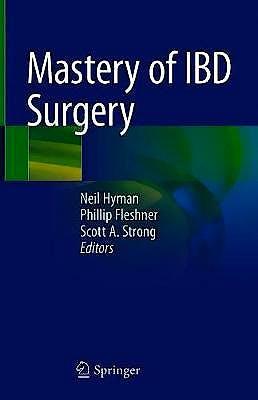 Portada del libro 9783030167547 Mastery of IBD Surgery