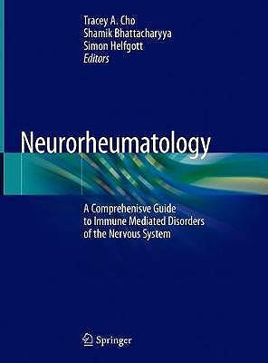 Portada del libro 9783030169275 Neurorheumatology. A Comprehensive Guide to Immune Mediated Disorders of the Nervous System