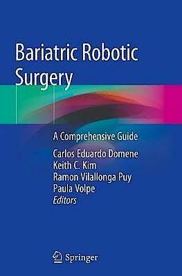 Portada del libro 9783030172251 Bariatric Robotic Surgery. A Comprehensive Guide