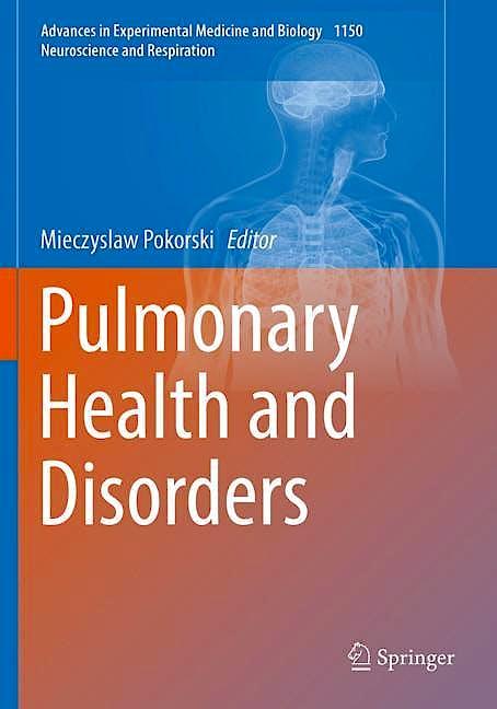 Portada del libro 9783030177812 Pulmonary Health and Disorders (Softcover)