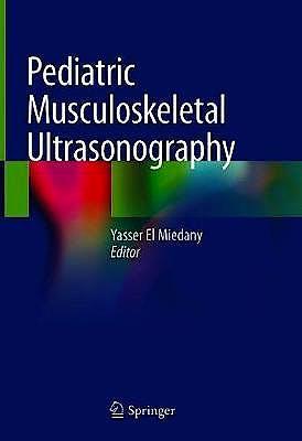 Portada del libro 9783030178239 Pediatric Musculoskeletal Ultrasonography