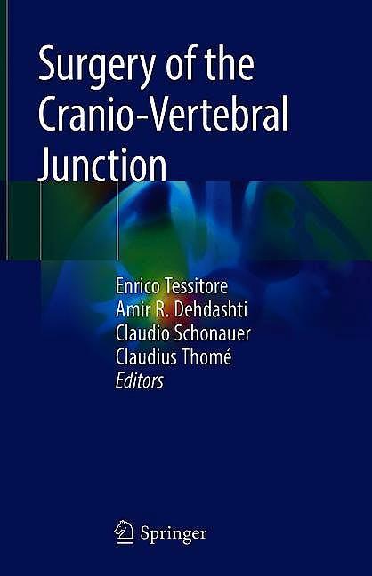 Portada del libro 9783030186999 Surgery of the Cranio-Vertebral Junction