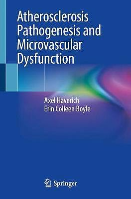 Portada del libro 9783030202477 Atherosclerosis Pathogenesis and Microvascular Dysfunction