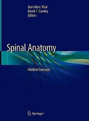 Portada del libro 9783030209247 Spinal Anatomy. Modern Concepts