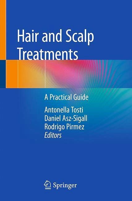 Portada del libro 9783030215545 Hair and Scalp Treatments. A Practical Guide