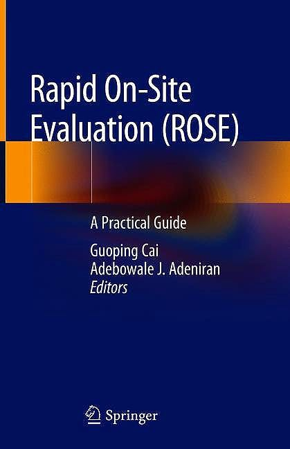 Portada del libro 9783030217983 Rapid On-Site Evaluation (ROSE). A Practical Guide
