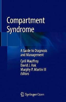 Portada del libro 9783030223304 Compartment Syndrome. A Guide to Diagnosis and Management
