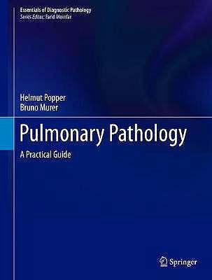 Portada del libro 9783030226626 Pulmonary Pathology. A Practical Guide