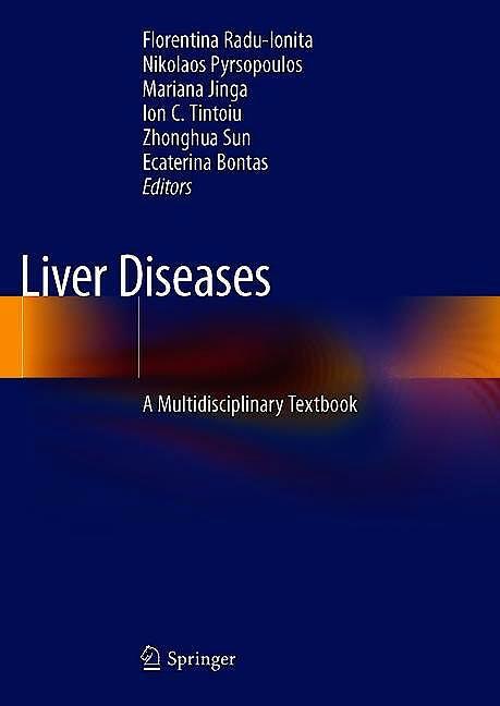 Portada del libro 9783030244316 Liver Diseases. A Multidisciplinary Textbook