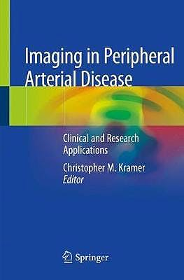 Portada del libro 9783030245986 Imaging in Peripheral Arterial Disease Clinical and Research Applications (Softcover)