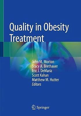 Portada del libro 9783030251758 Quality in Obesity Treatment (Softcover)