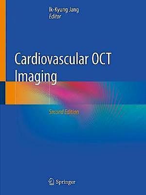 Portada del libro 9783030257132 Cardiovascular OCT Imaging (Softcover)