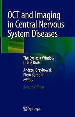 Portada del libro 9783030262686 OCT and Imaging in Central Nervous System Diseases. The Eye as a Window to the Brain