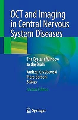 Portada del libro 9783030262716 OCT and Imaging in Central Nervous System Diseases. The Eye as a Window to the Brain