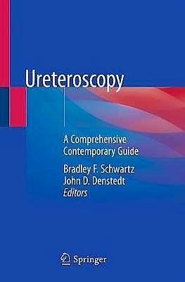 Portada del libro 9783030266516 Ureteroscopy. A Comprehensive Contemporary Guide