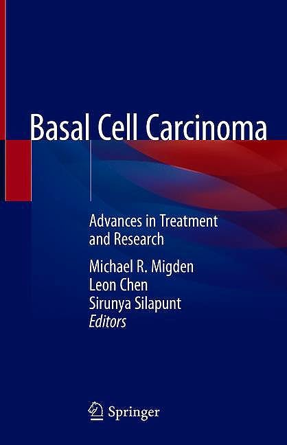 Portada del libro 9783030268862 Basal Cell Carcinoma. Advances in Treatment and Research