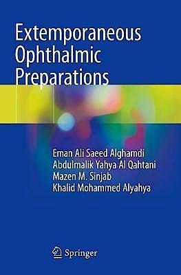 Portada del libro 9783030274948 Extemporaneous Ophthalmic Preparations