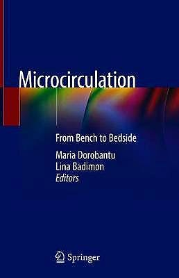 Portada del libro 9783030281984 Microcirculation. From Bench to Bedside