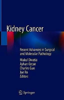 Portada del libro 9783030283322 Kidney Cancer. Recent Advances in Surgical and Molecular Pathology