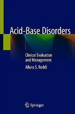 Portada del libro 9783030288945 Acid-Base Disorders. Clinical Evaluation and Management