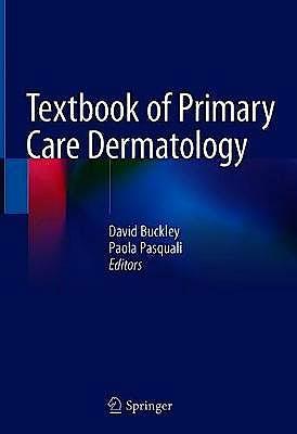 Portada del libro 9783030291006 Textbook of Primary Care Dermatology