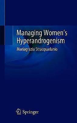 Portada del libro 9783030292225 Managing Women's Hyperandrogenism