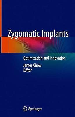 Portada del libro 9783030292638 Zygomatic Implants. Optimization and Innovation