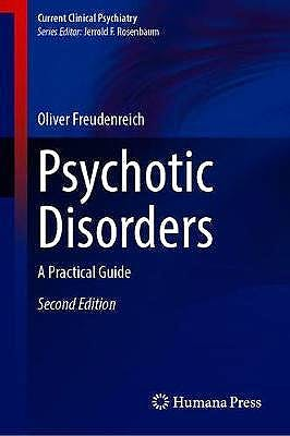 Portada del libro 9783030294496 Psychotic Disorders. A Practical Guide