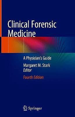 Portada del libro 9783030294618 Clinical Forensic Medicine. A Physician's Guide
