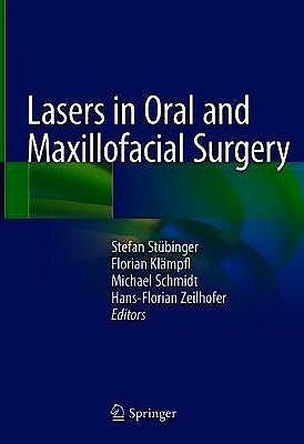 Portada del libro 9783030296032 Lasers in Oral and Maxillofacial Surgery