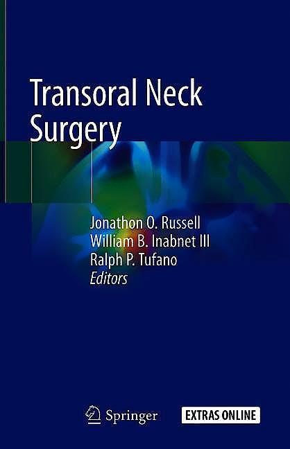 Portada del libro 9783030307219 Transoral Neck Surgery