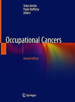 Portada del libro 9783030307653 Occupational Cancers