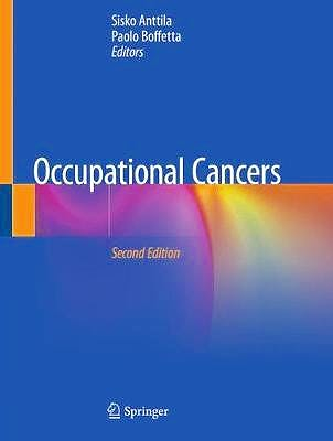 Portada del libro 9783030307684 Occupational Cancers