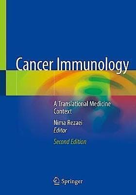 Portada del libro 9783030308476 Cancer Immunology. A Translational Medicine Context
