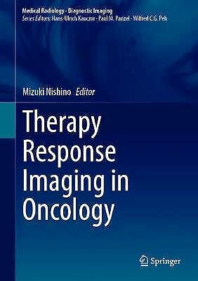 Portada del libro 9783030311704 Therapy Response Imaging in Oncology