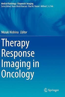 Portada del libro 9783030311735 Therapy Response Imaging in Oncology