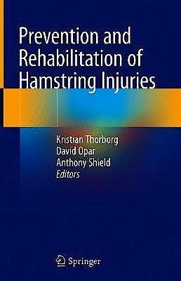 Portada del libro 9783030316372 Prevention and Rehabilitation of Hamstring Injuries