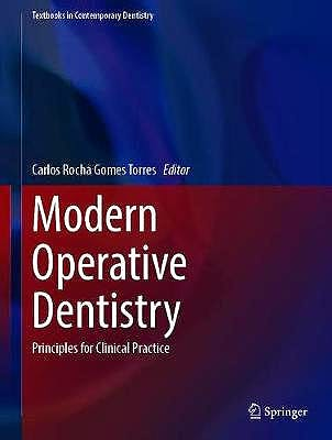 Portada del libro 9783030317713 Modern Operative Dentistry. Principles for Clinical Practice