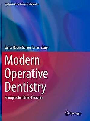 Portada del libro 9783030317744 Modern Operative Dentistry. Principles for Clinical Practice