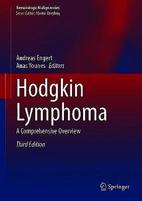 Portada del libro 9783030324810 Hodgkin Lymphoma. A Comprehensive Overview